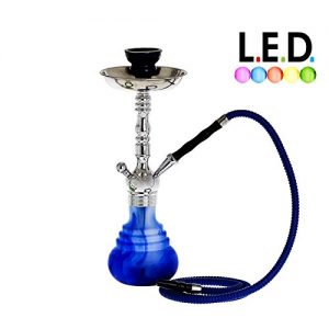 Chicha LED Bleue Ego Design